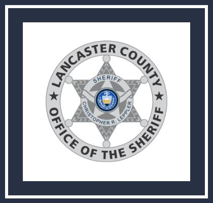 Lancaster County sheriff